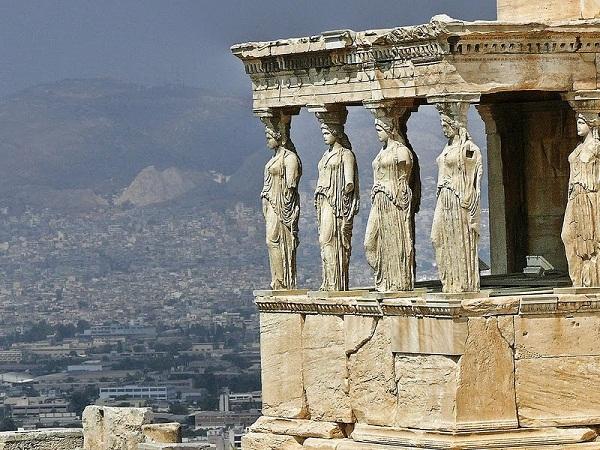 slika 517 Najlepše od Evrope: Grčka, zemlja Olimpijskih igara, maslina i bogova