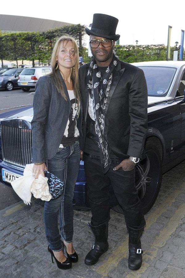 slika 518 Stil sportista: Djibril Cissé