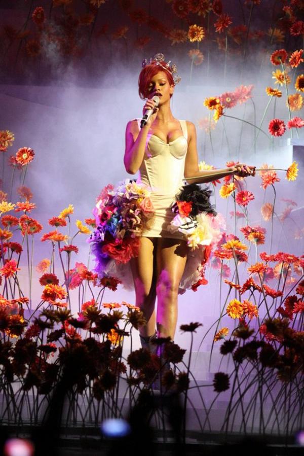 slika 54 Zvezdani preobražaji: Rihanna