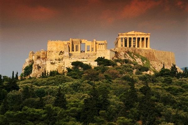slika 611 Najlepše od Evrope: Grčka, zemlja Olimpijskih igara, maslina i bogova