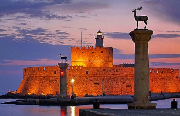 slika 99 Najlepše od Evrope: Grčka, zemlja Olimpijskih igara, maslina i bogova