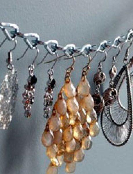 Uradi sama: Držači za nakit