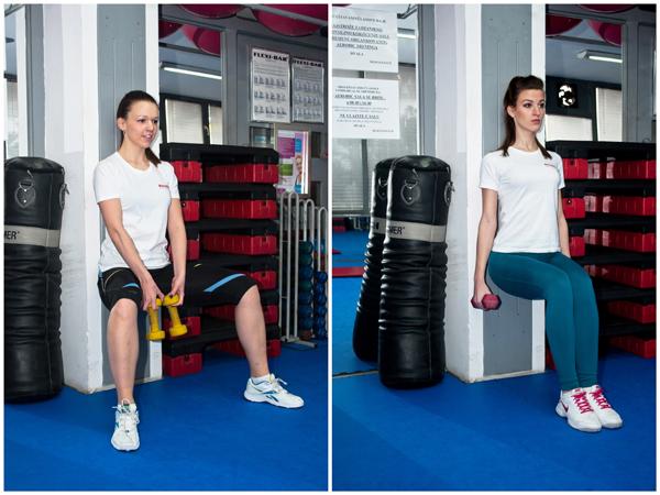 vezba 7 Wannabe Fit: Trening za sportske cice