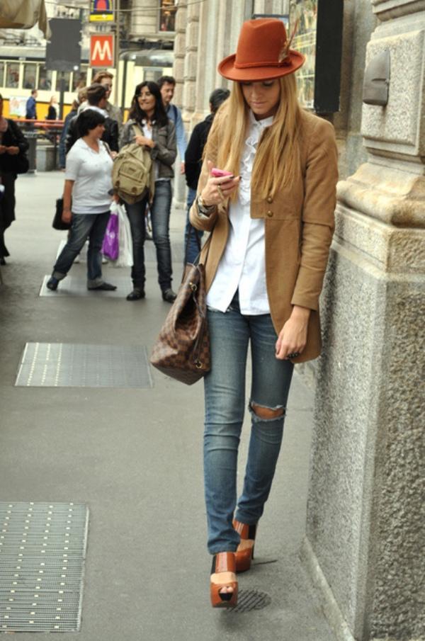 1.11 Street Style: Chiara Ferragni