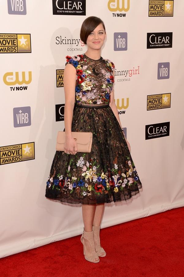 1.19 10 haljina: Marion Cotillard