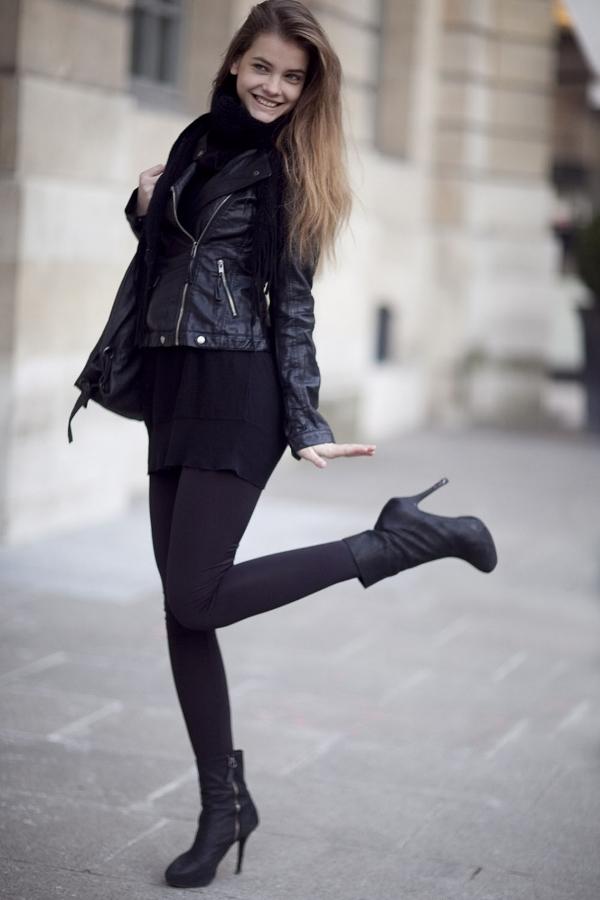 1.8 Street Style: Barbara Palvin