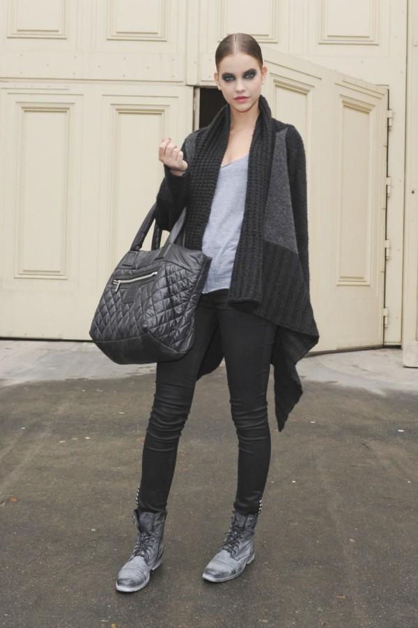 10.6 Street Style: Barbara Palvin