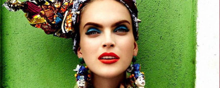 """""""Vogue Brasil"""": Koloritna čarolija"""