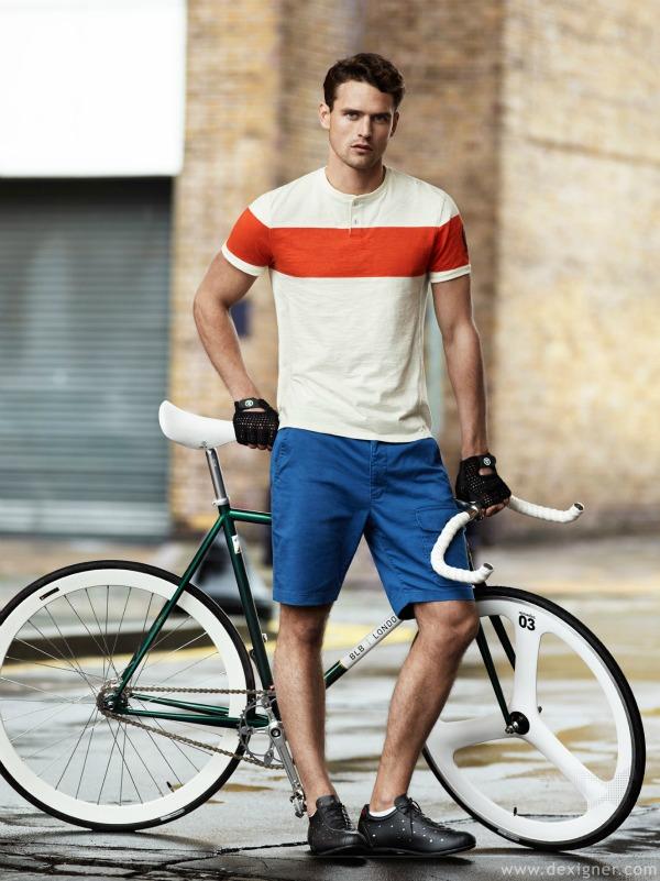133 Modni zalogaj: H&M kolekcija za bicikliste