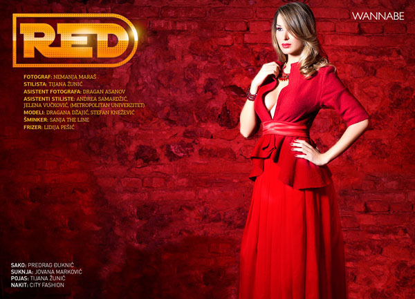 14 Wannabe editorijal: Red