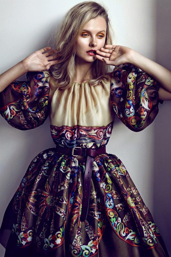 """16 """"Elle Czech"""": Sofisticirana dama"""