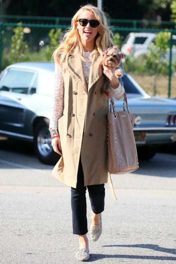 2.15 Street Style: Amber Heard