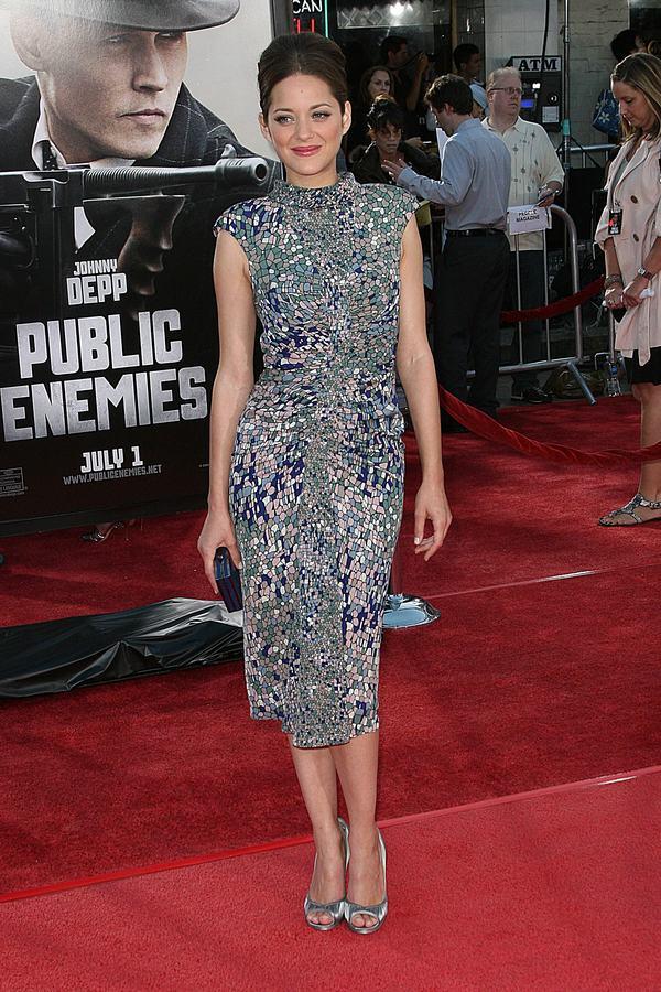 2.19 10 haljina: Marion Cotillard