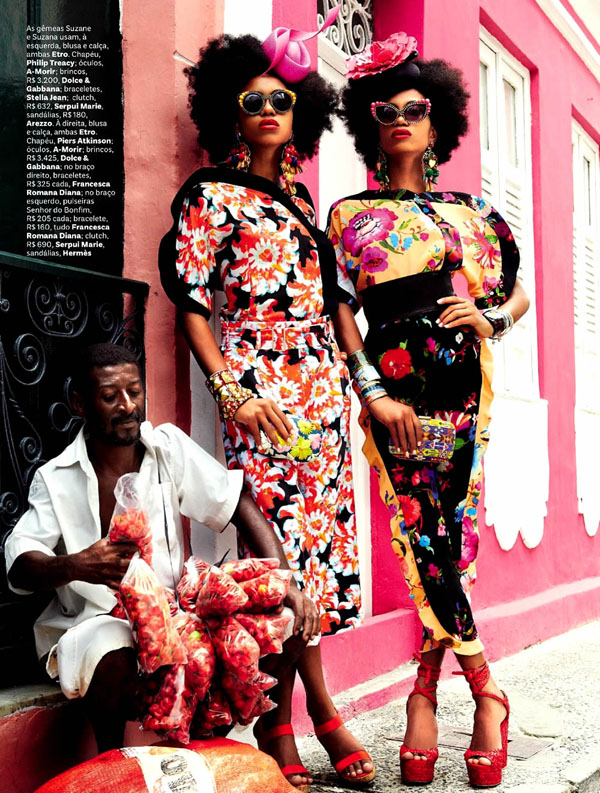 215 Vogue Brasil: Koloritna čarolija