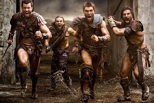 """231 Serija četvrtkom: """"Spartacus"""""""