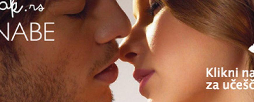 """Učestvujte u takmičenju """"Najlepši poljubac"""""""
