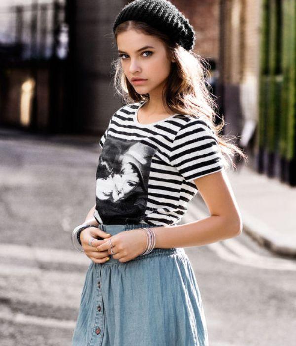 Street Style: Barbara Palvin