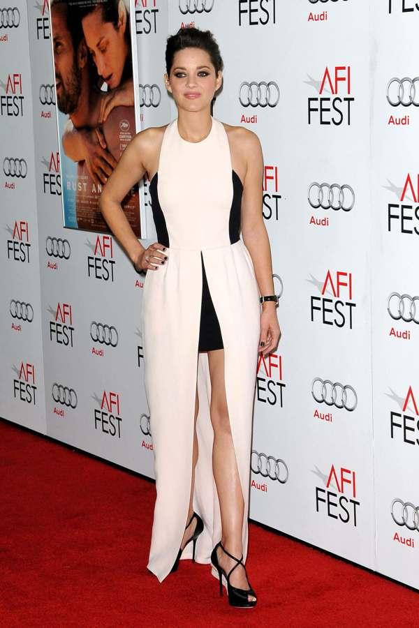 3.16 10 haljina: Marion Cotillard