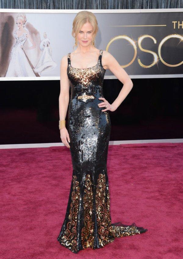 3.20 Fashion Police: Oscar 2013.