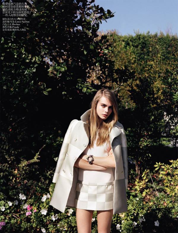 """334 """"Vogue China"""": Prolećna inspiracija"""