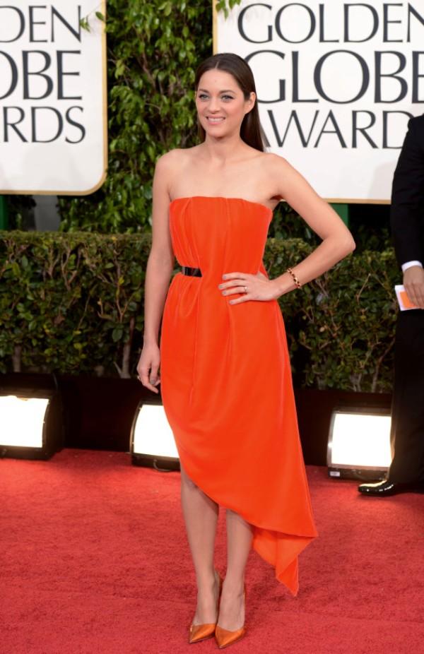 4.17 10 haljina: Marion Cotillard