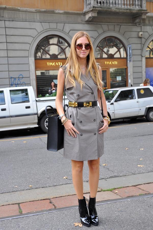 4.9 Street Style: Chiara Ferragni