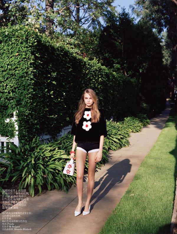 """427 """"Vogue China"""": Prolećna inspiracija"""