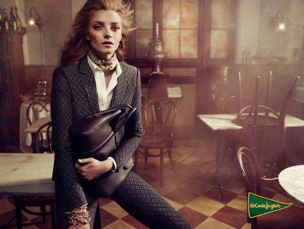 429 El Corte Ingles: Anna Jagodzinska i glamur