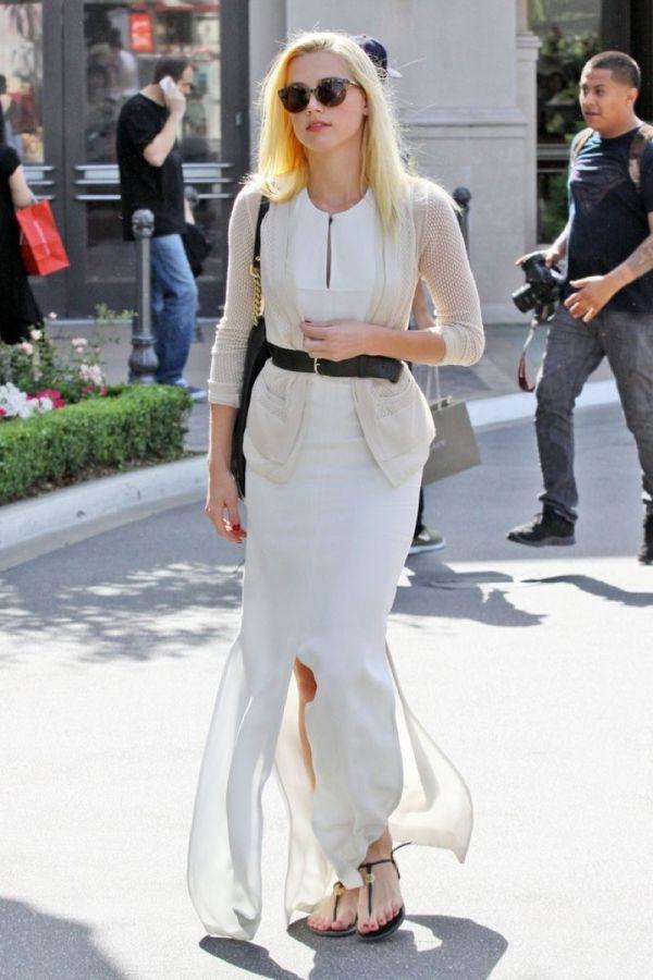 5.12 Street Style: Amber Heard