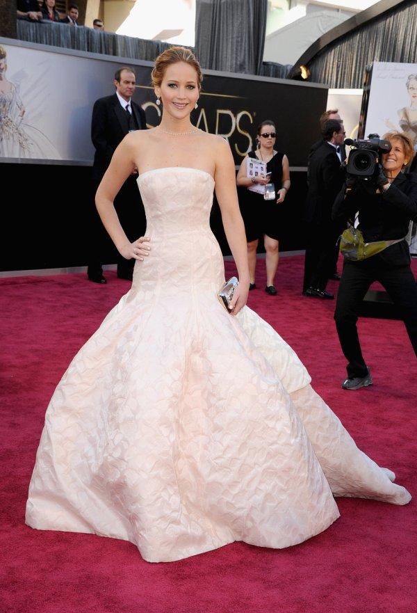 5.19 Fashion Police: Oscar 2013.