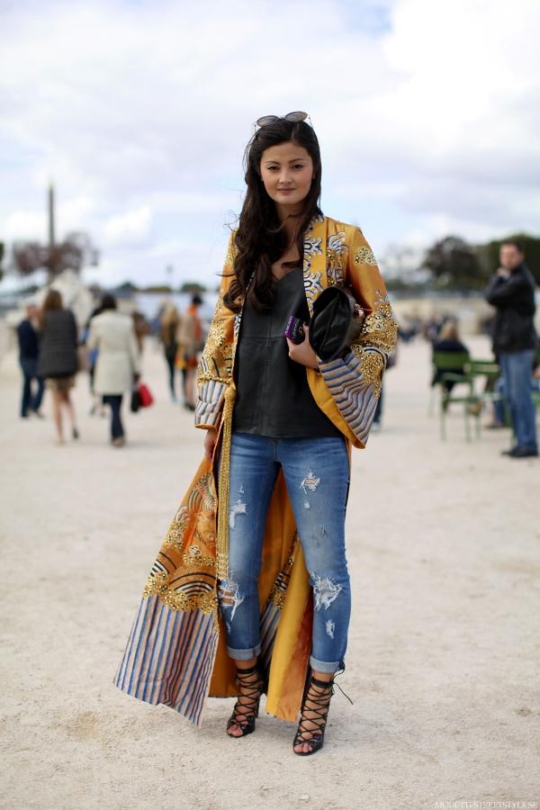 5.2 Street Style: Peony Lim