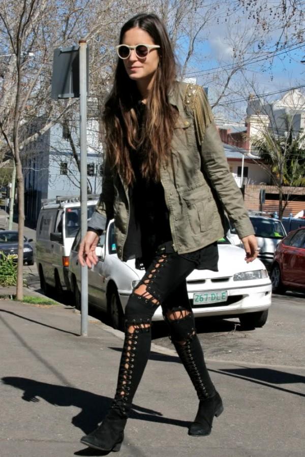 5.3 Street Style: Gala González