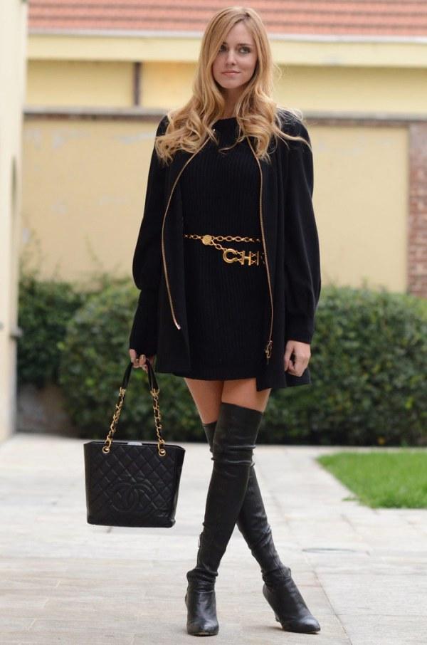 5.8 Street Style: Chiara Ferragni