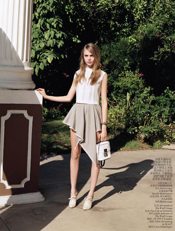 """519 """"Vogue China"""": Prolećna inspiracija"""