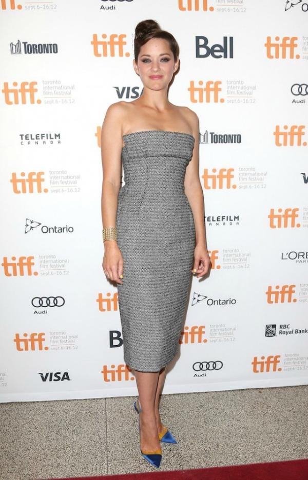 6.13 10 haljina: Marion Cotillard