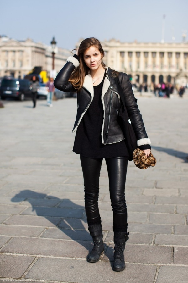 6.6 Street Style: Barbara Palvin