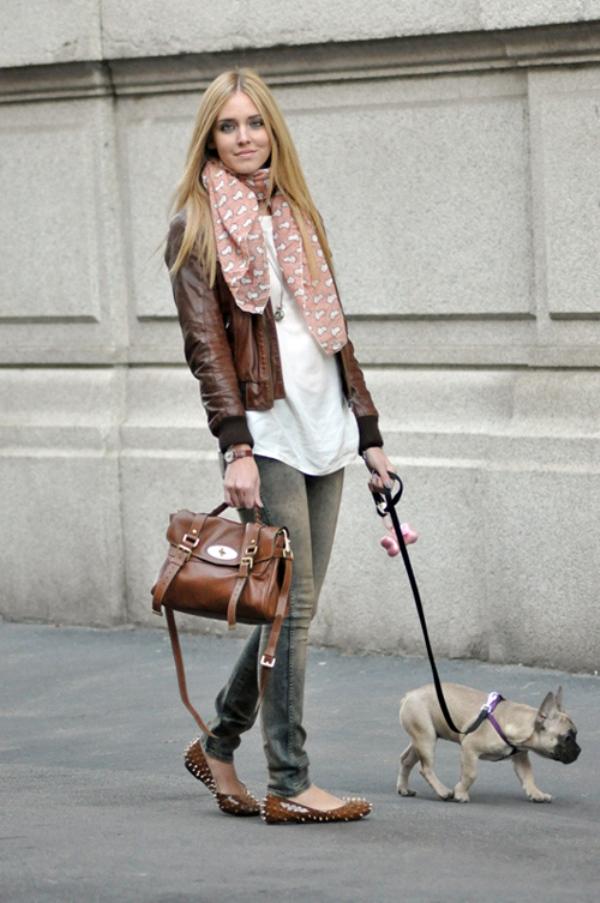 6.8 Street Style: Chiara Ferragni