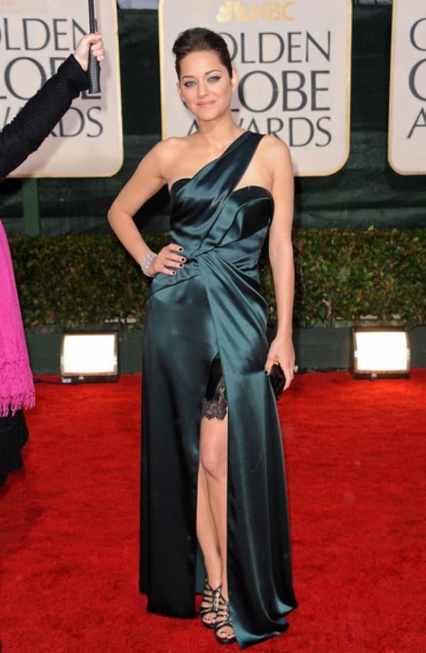 7.11 10 haljina: Marion Cotillard