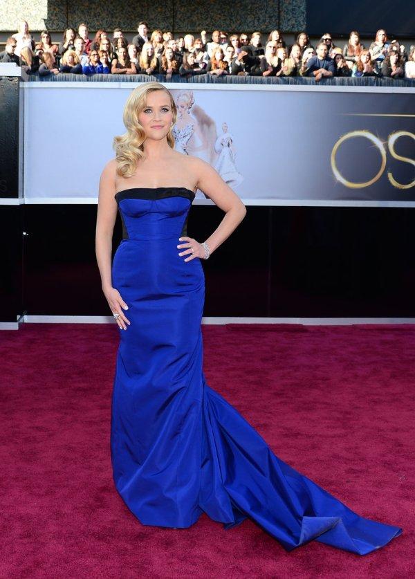 7.13 Fashion Police: Oscar 2013.