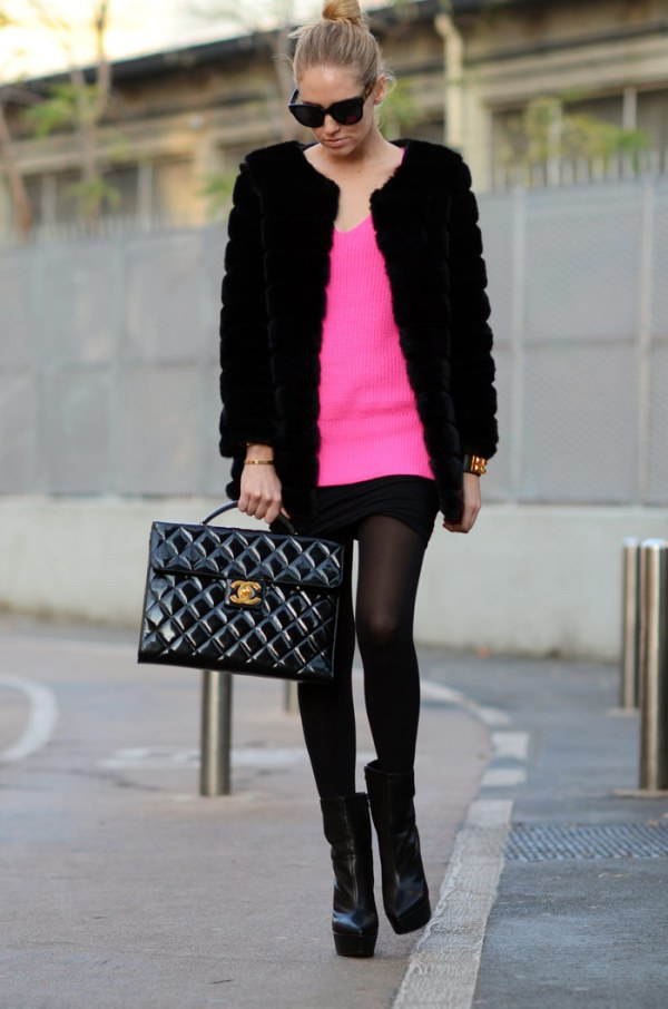 7.6 Street Style: Chiara Ferragni