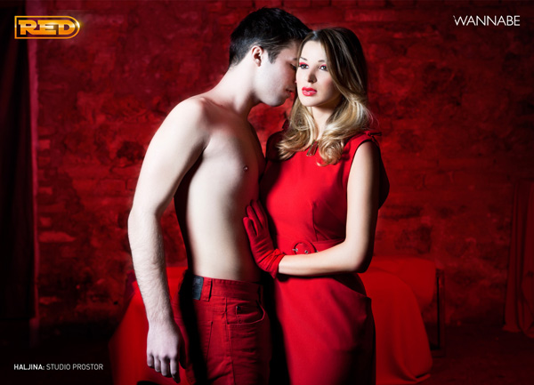 71 Wannabe editorijal: Red
