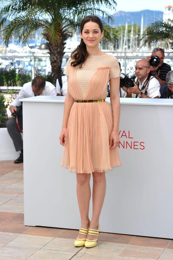 8.11 10 haljina: Marion Cotillard
