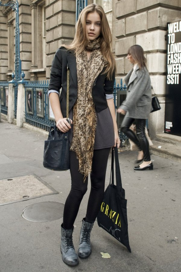 8.5 Street Style: Barbara Palvin