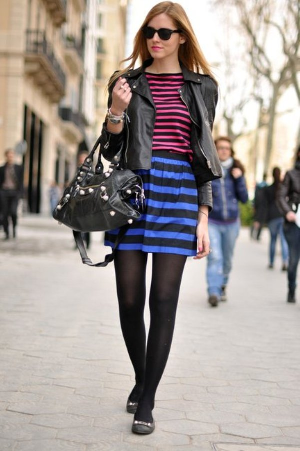 8.7 Street Style: Chiara Ferragni