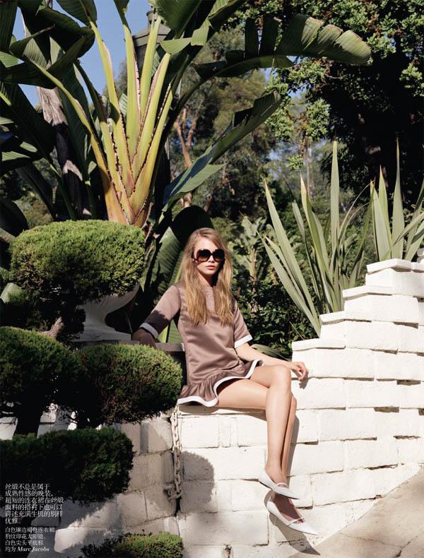 """87 """"Vogue China"""": Prolećna inspiracija"""