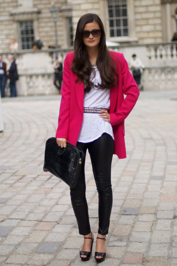9.1 Street Style: Peony Lim