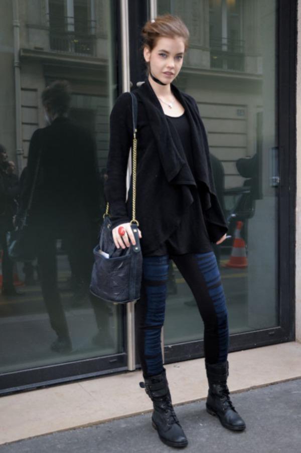9.3 Street Style: Barbara Palvin