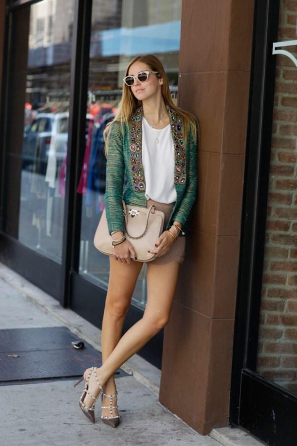 9.5 Street Style: Chiara Ferragni