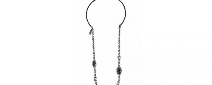 Aksesoar dana: Ogrlica Nina Ricci