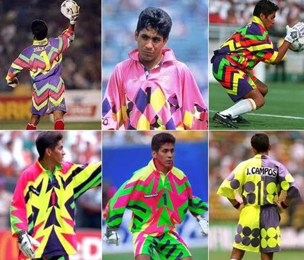 Campos Najsmešniji fudbalski dresovi